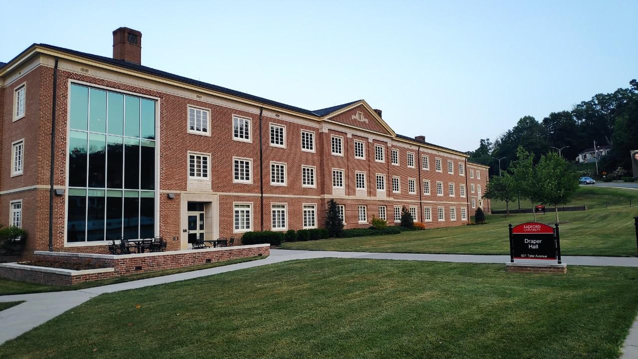 Radford admissions essay