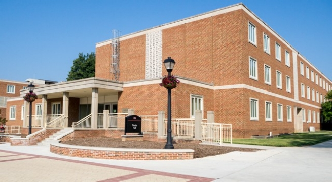 Trinkle Hall photo gallery