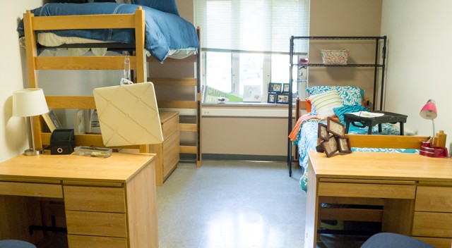 Trinkle Hall Gallery - Housing and Residence Life